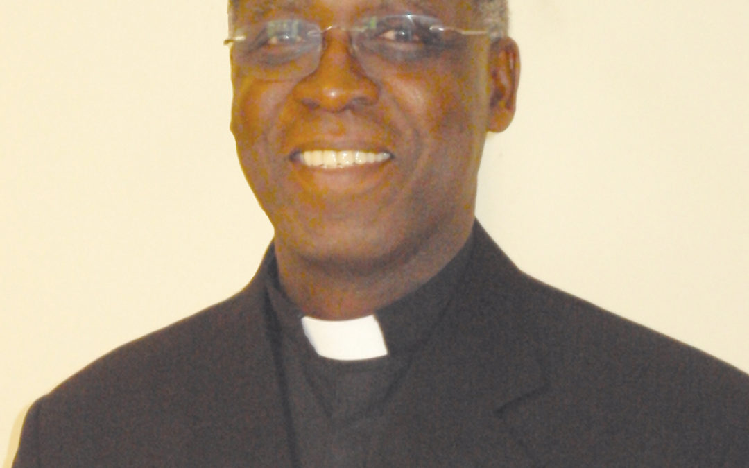 Happy New Year Message from Reverend Osei