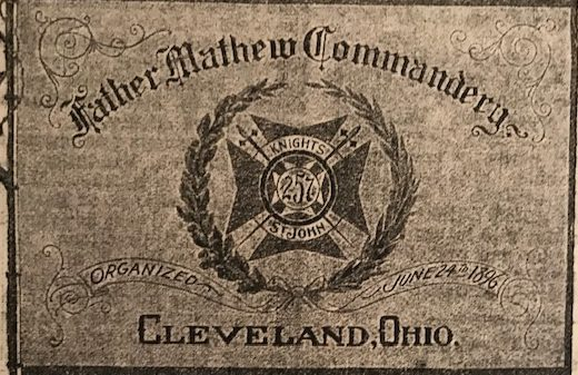 An Original Image of a Commandery Flag
