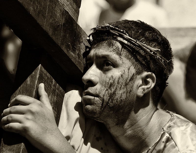 Good Friday – The Five Wounds