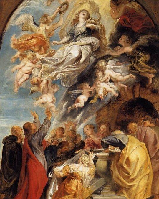 Feast of the Assumption – Rev. Osei